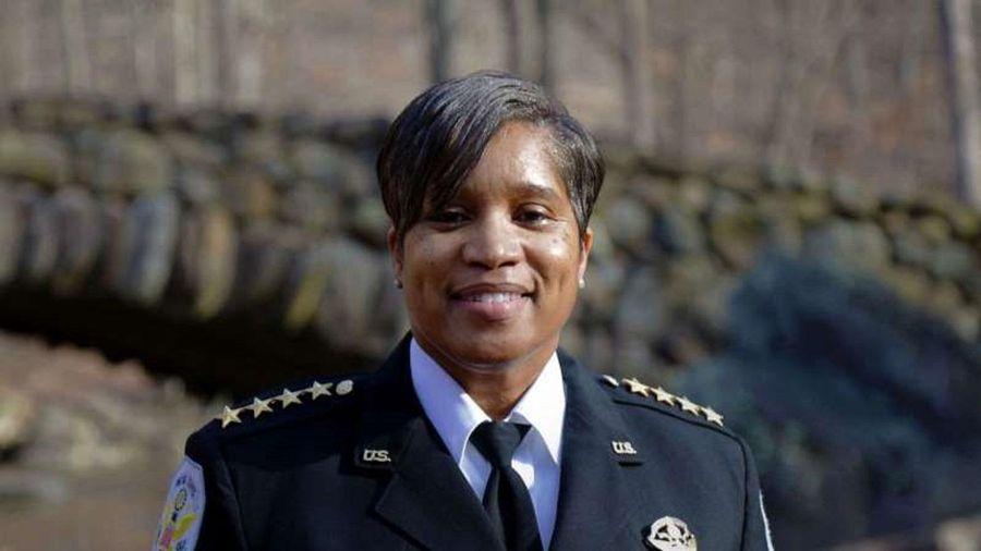 Cảnh sát Công viên Mỹ ghi tên nữ Cảnh sát trưởng da màu đầu tiên trong lịch sử