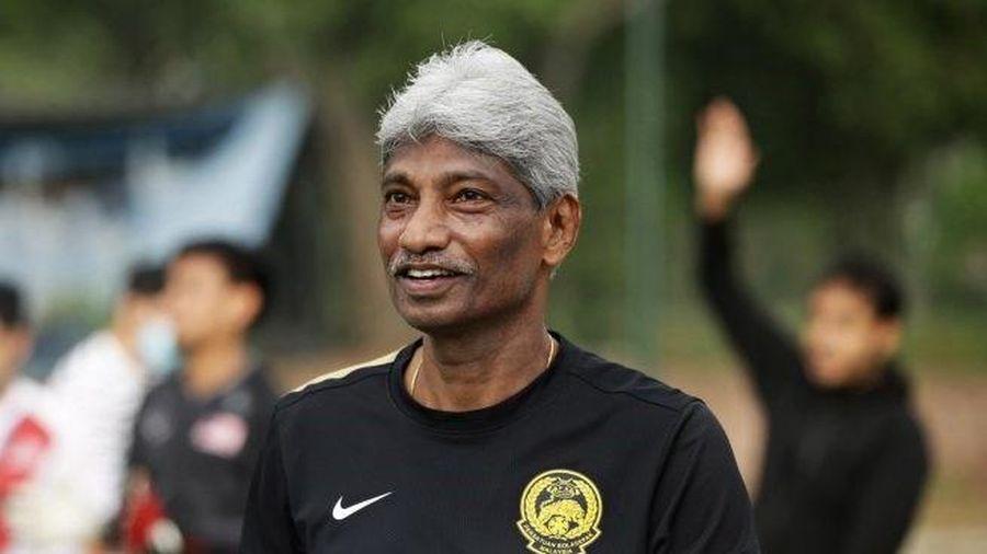 'Phù thủy' Rajagobal dẫn dắt tuyển Brunei