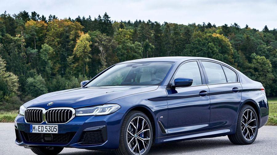 BMW 5 Series ra mắt phiên bản mới với nhiều điểm nâng cấp đáng giá