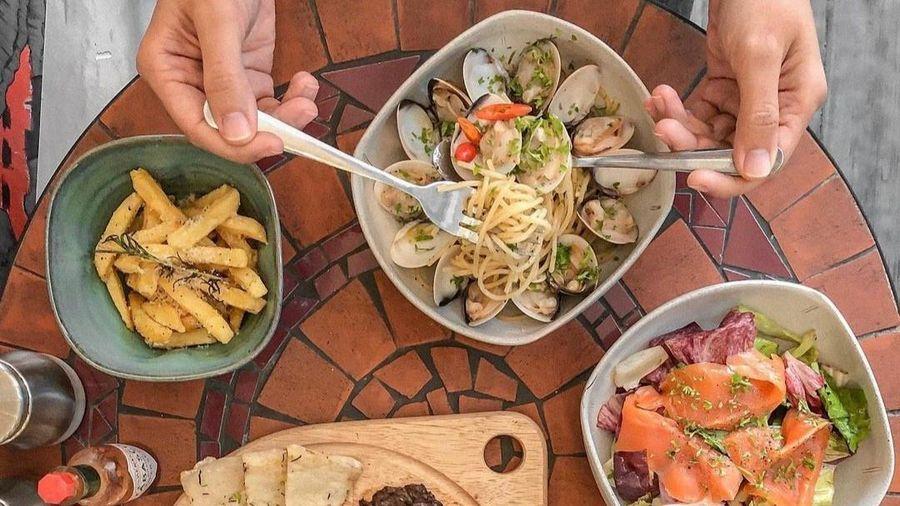Địa chỉ thưởng thức ẩm thực Italy ở khu Thảo Điền