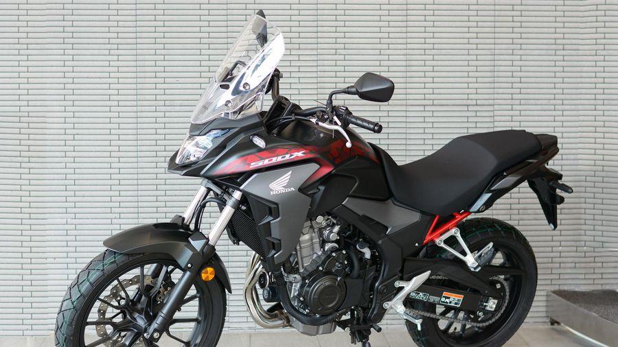 Chi tiết Honda CB500X phiên bản mới tại Việt Nam