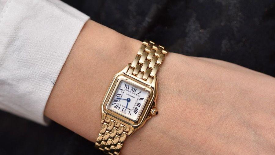 7 mẫu đồng hồ sang trọng dành cho nữ