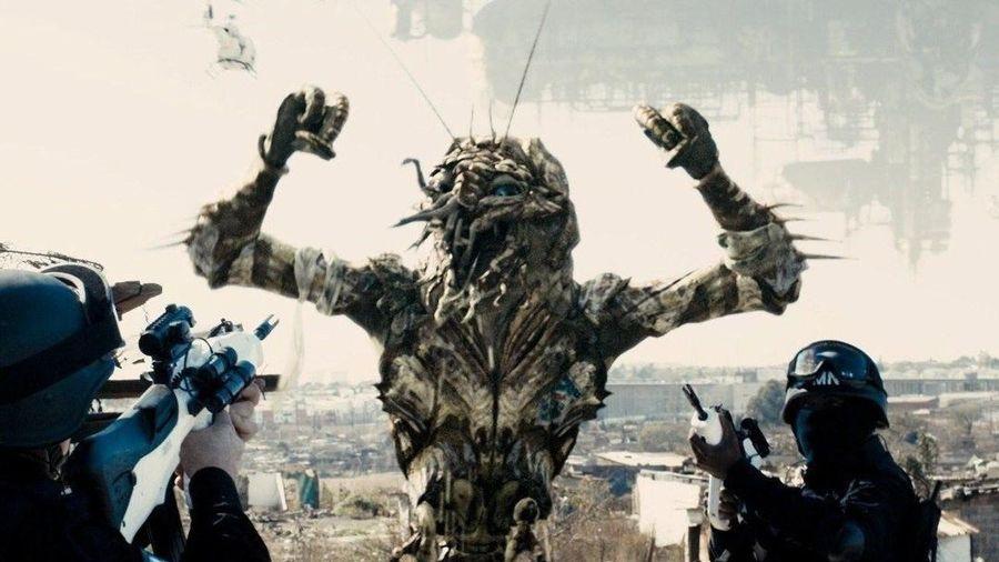 Hậu truyện 'District 9' đang được triển khai