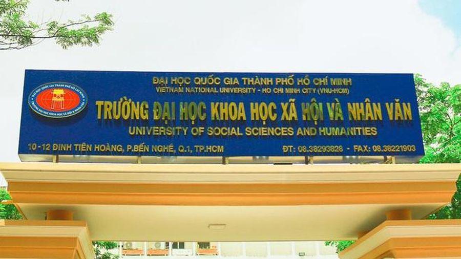11 giảng viên ĐH Khoa học Xã hội và Nhân văn TP.HCM cùng xin nghỉ việc