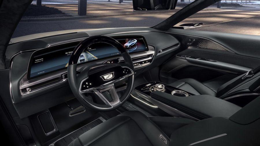 Ôtô GM sẽ có chức năng massage bàn chân bên dưới sàn xe