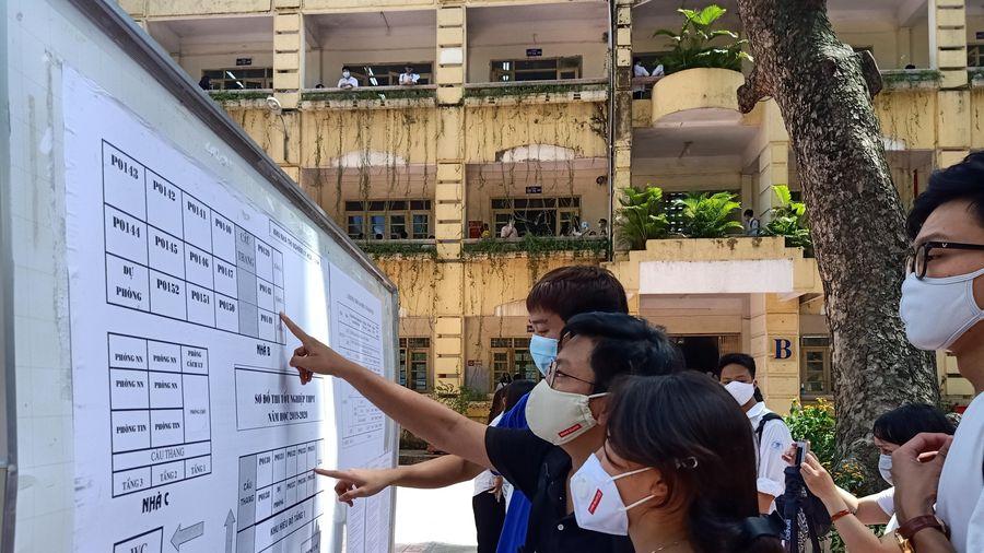 Bộ GD&ĐT thông tin về đề thi tốt nghiệp THPT năm 2021