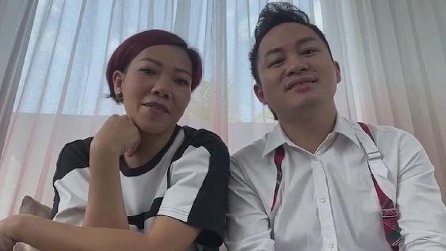 Tùng Dương, Hà Trần đọc vè tri ân thầy thuốc Việt Nam