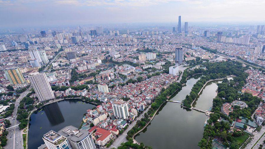 Hà Nội: Lựa chọn nhà thầu xây dựng nhiệm vụ lập quy hoạch thành phố thời kỳ 2021 - 2030