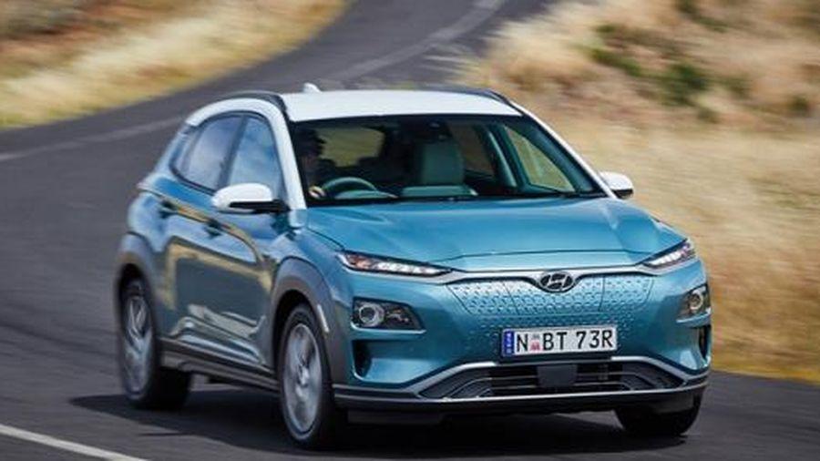 Hyundai Motor chi gần 900 triệu USD thay pin cho xe điện