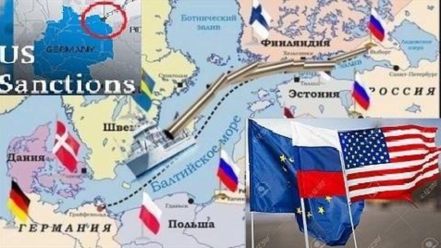 Bốn phương án cho Nord Stream-2: ''Ba cửa tử, một cửa sinh'