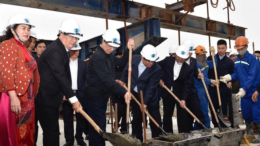 Thái Bình thêm 3 dự án, công trình trọng điểm