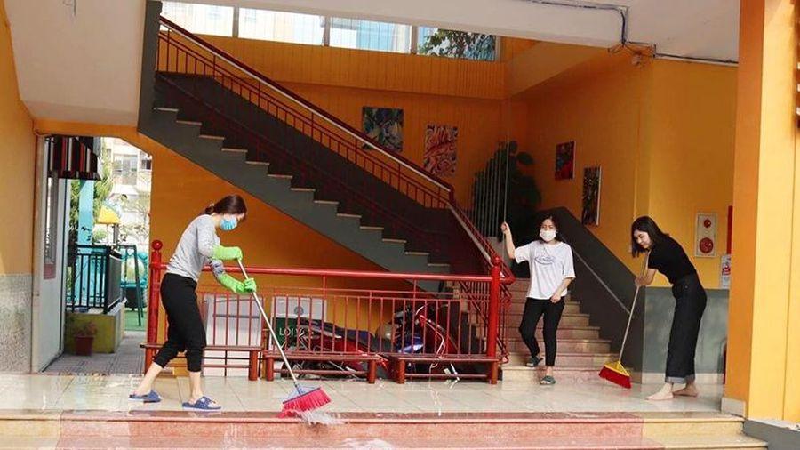 Hà Nội cho học sinh trở lại trường từ ngày 2-3