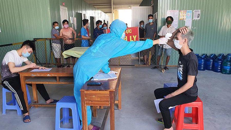 Kiên Giang có 13 trường hợp nghi nhiễm SARS-CoV-2