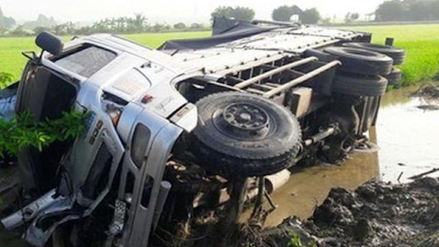 Một người chết, bảy người bị thương do tai nạn giao thông tại Bạc Liêu
