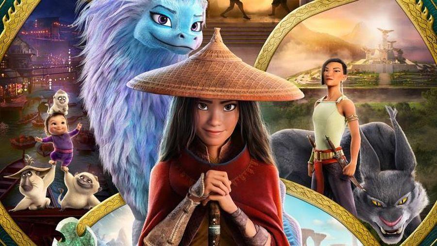 Bom tấn hoạt hình mới của Disney có tới bốn nghệ sĩ gốc Việt chiếm vai trò quan trọng