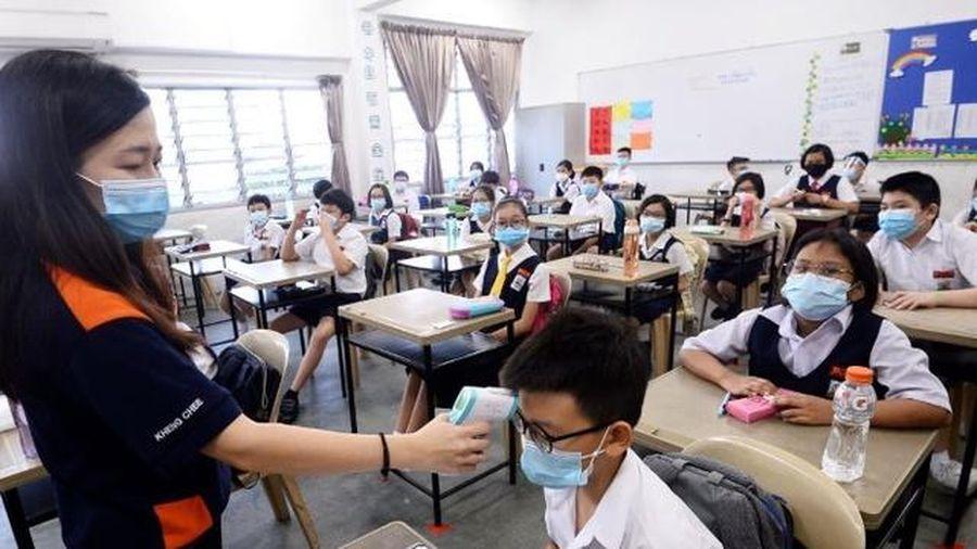 Malaysia: Phụ huynh 'nóng ruột' vì trường học tái mở cửa