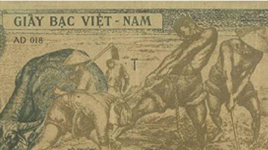 Người vẽ 'con trâu xanh' trên tờ tiền 100 đồng
