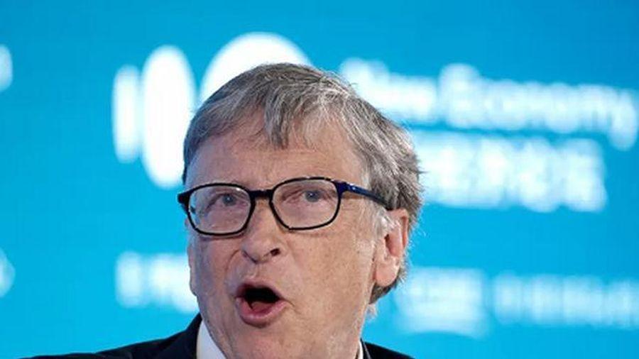 Vì sao Bill Gates không hứng thú với Bitcoin?