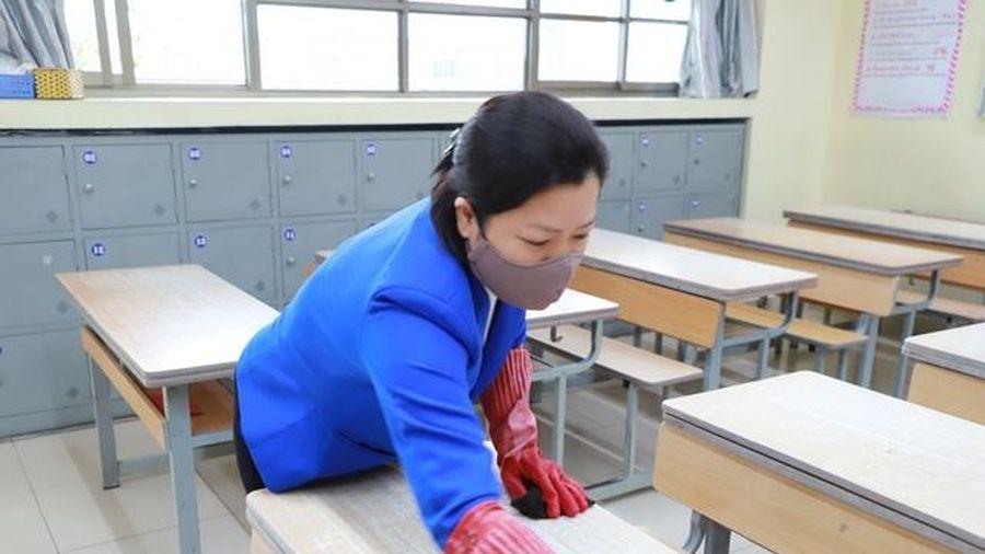 Hà Nội gấp rút chuẩn bị các điều kiện, bảo đảm an toàn cho HS, SV đi học trở lại