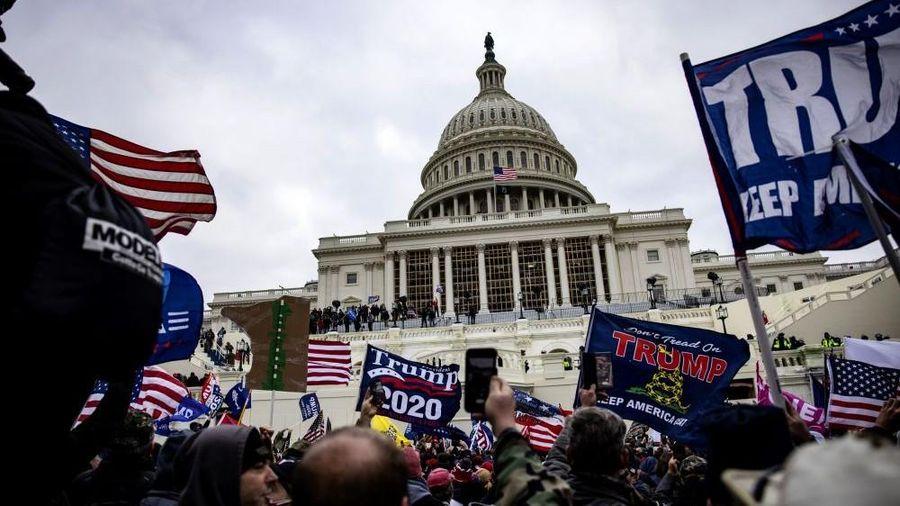 Vụ bạo loạn Đồi Capitol: Truy tố hơn 300 người, điều tra với tốc độ và quy mô chưa từng có