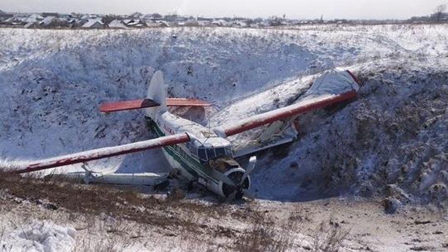 Máy bay lao xuống khe núi, 3 người thiệt mạng