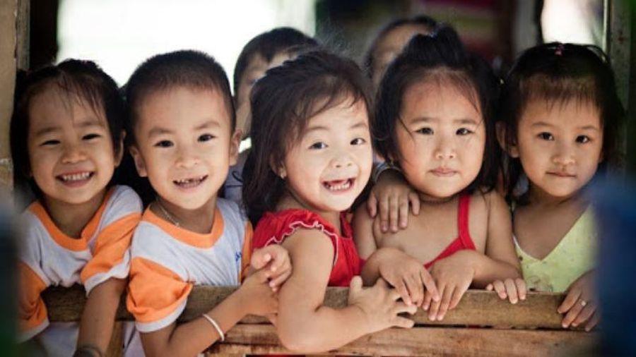 Phát triển mạng lưới cộng tác viên bảo vệ trẻ em tại cộng đồng dân cư