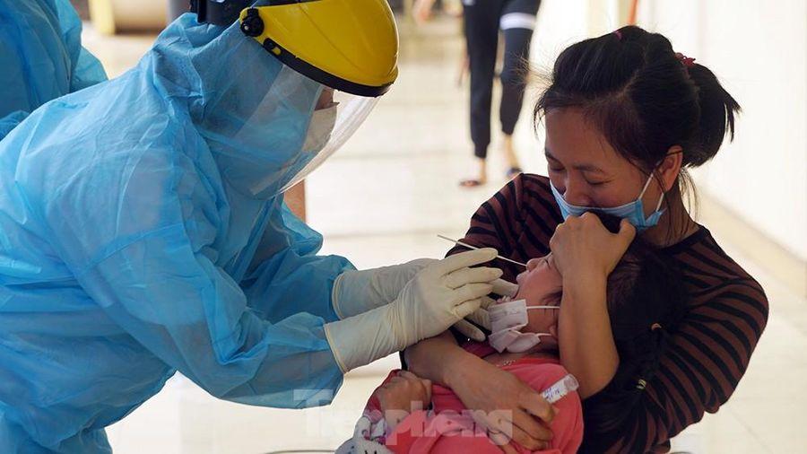 Kết quả hơn 3.200 người liên quan 3 ca mắc COVID-19 ở Hải Phòng