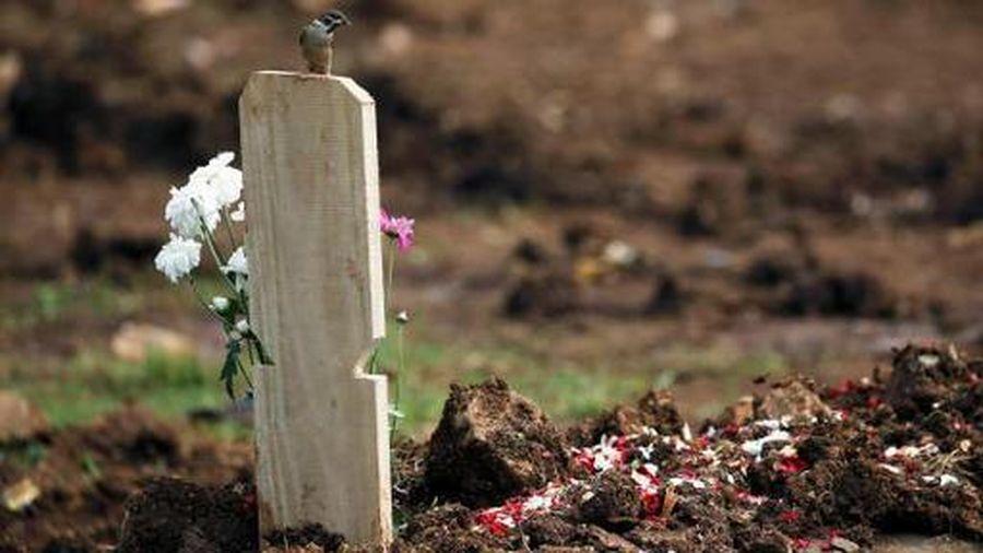 Mỹ: Nhân viên nghĩa trang bị 'chôn sống' khi đang hăng say đào huyệt