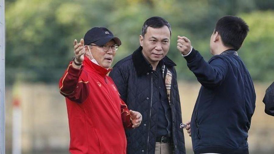 Ông Park Hang Seo đi đâu?