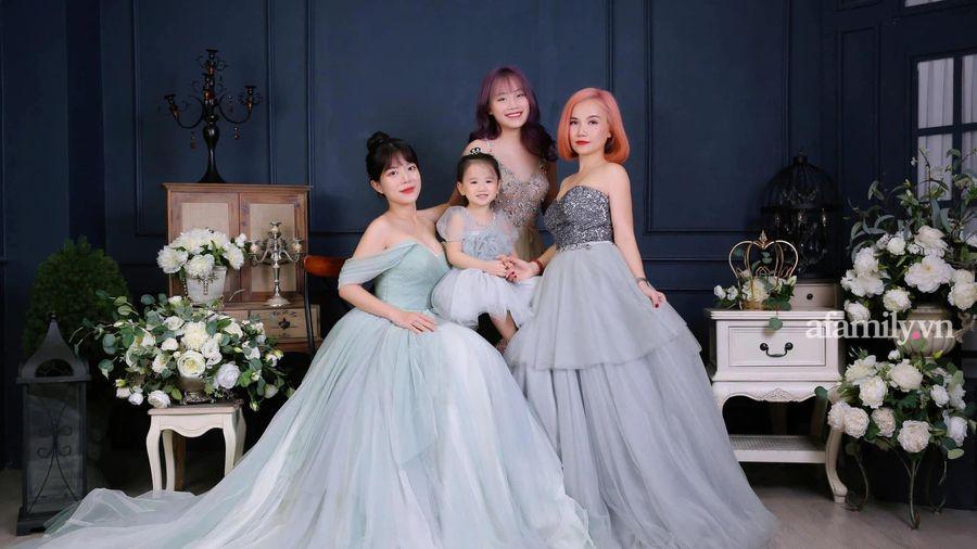 Trò chuyện với nữ diễn viên kết hôn nhiều nhất showbiz Việt: Trong phim và ngoài đời có điểm tương đồng, dạy 3 con cùng mẹ khác cha cực khéo léo