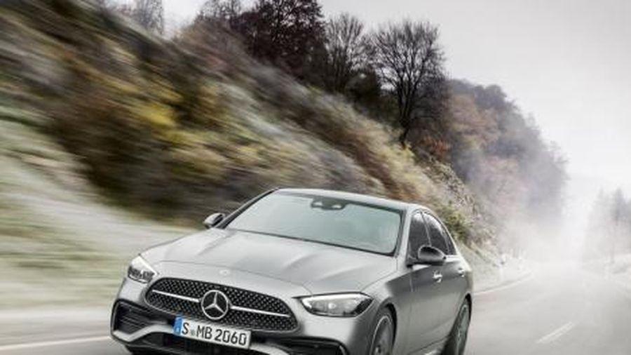 Mercedes-Benz C-Class 2022: Loại bỏ động cơ truyền thống, nội thất được nâng cấp