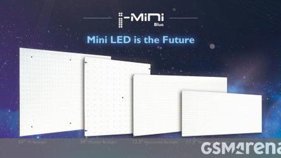Apple sẽ bắt đầu sản xuất tấm nền LED mini cho iPad vào tháng sau