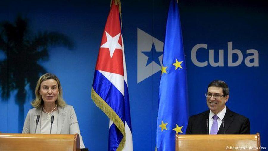 Cuba và EU tiến hành đối thoại nhân quyền, thảo luận hợp tác đa phương