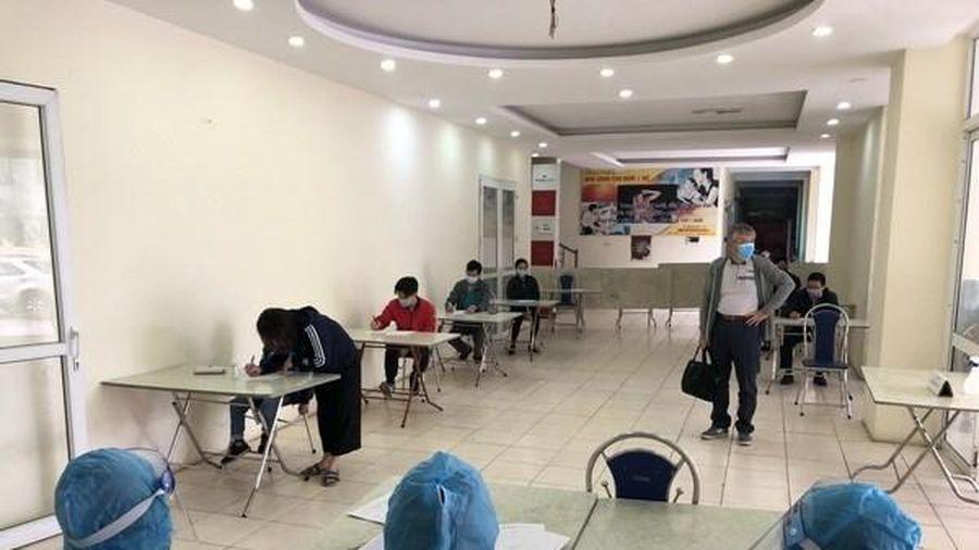 Lai Châu phạt nhiều trường hợp không khai báo y tế khi từ vùng dịch về