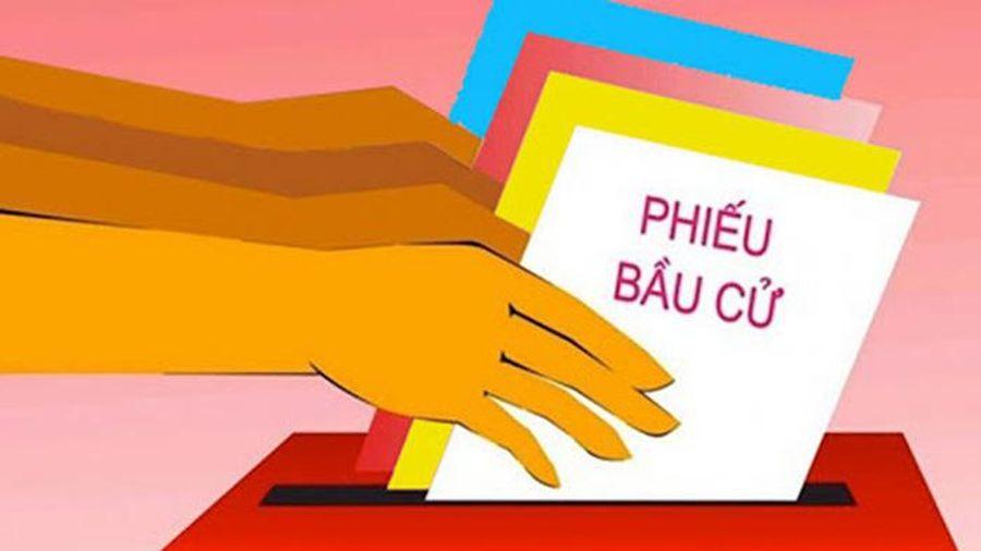Bình Phước phê chuẩn danh sách đơn vị bầu cử và số lượng đại biểu được bầu