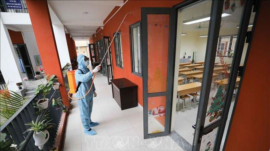 Các trường học ở Hà Nội lên kế hoạch, sẵn sàng đón học sinh