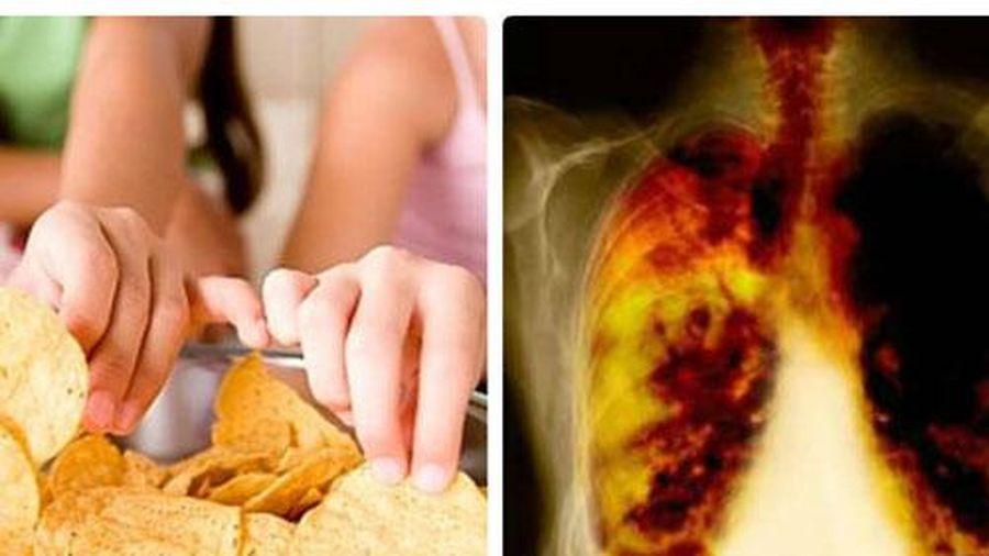 Thực phẩm âm thầm tàn phá cơ thể hơn ung thư mà bạn vẫn vô tư dùng hàng ngày