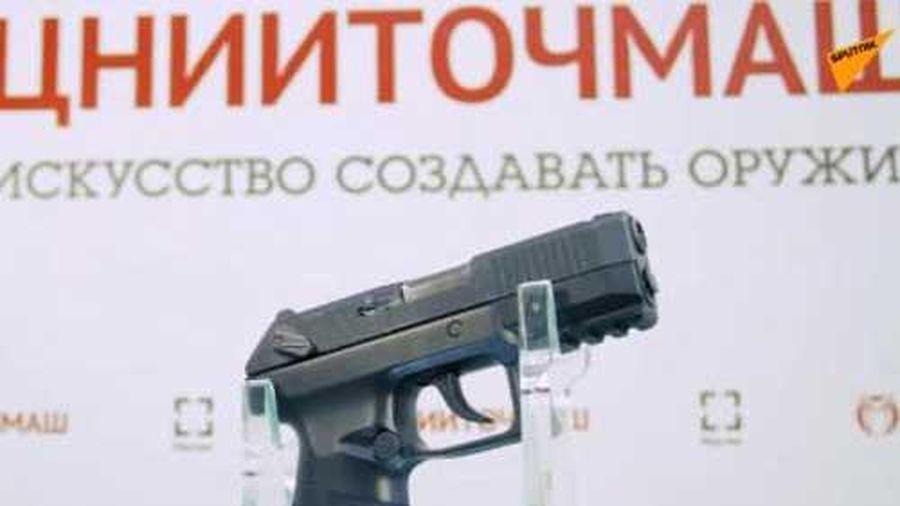Nga trang bị cho đặc nhiệm siêu súng lục