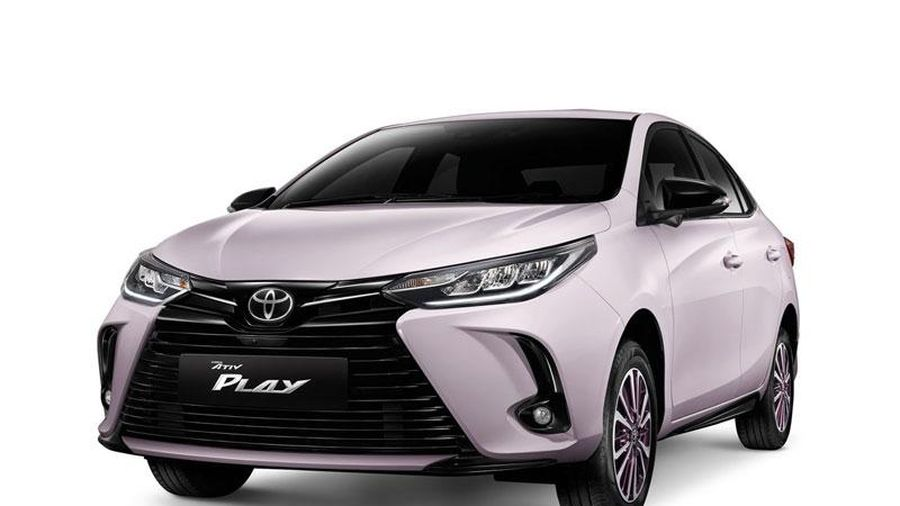 Toyota Yaris phiên bản giới hạn, giá gần 480 triệu đồng