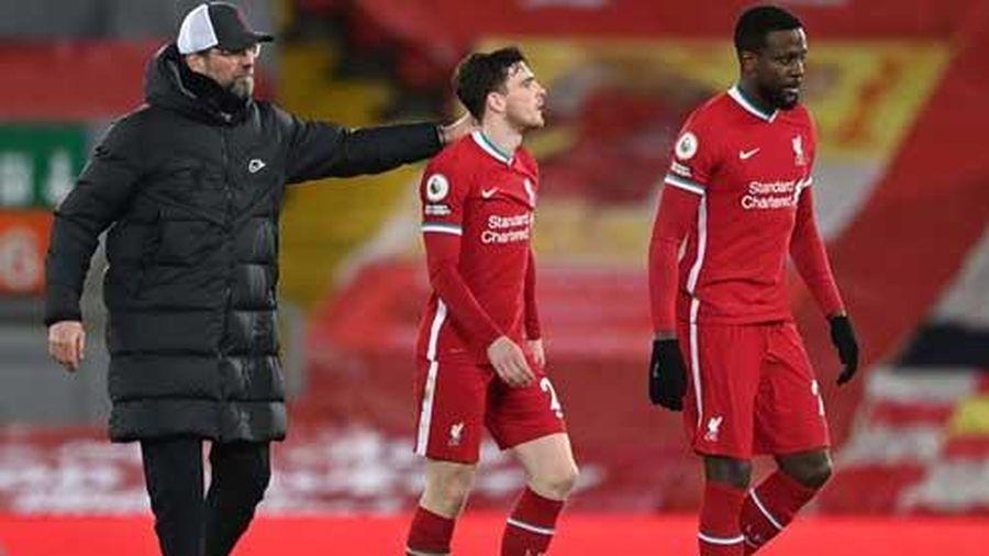 Klopp hãy để Liverpool đá 'cửa dưới'