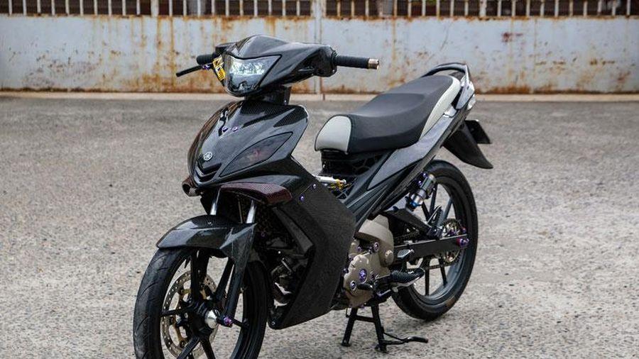 Dân chơi Cần Thơ chi 170 triệu đồng độ xe Yamaha Exciter 135