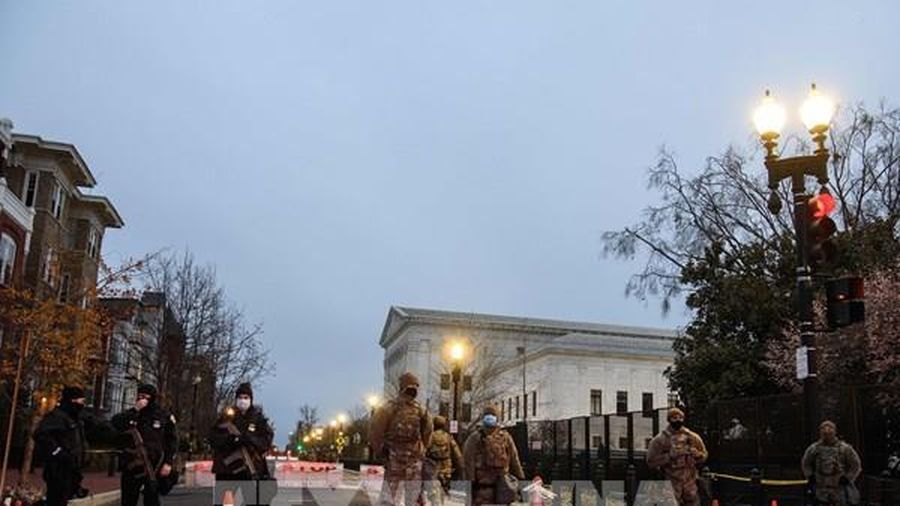 Mỹ truy tố hơn 300 người liên quan vụ bạo loạn ở trụ sở Quốc hội