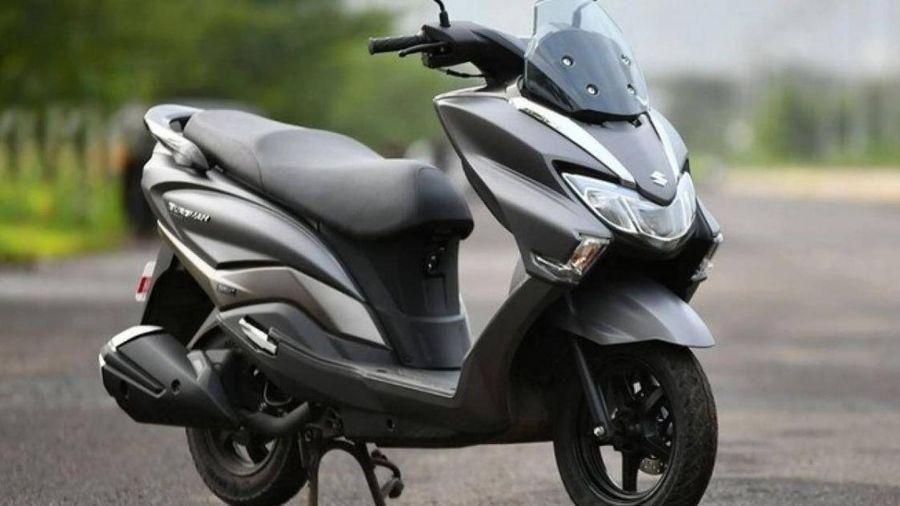 Xe tay ga Suzuki Burgman Street ra mắt tại Việt Nam, giá từ 49,5 triệu đồng