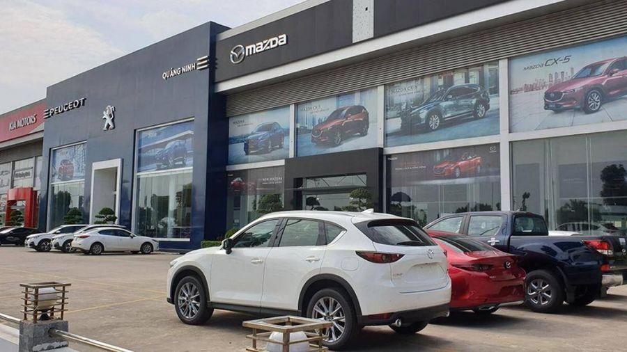 Thị trường ô tô tỉnh lẻ vào 'tầm ngắm' các hãng xe