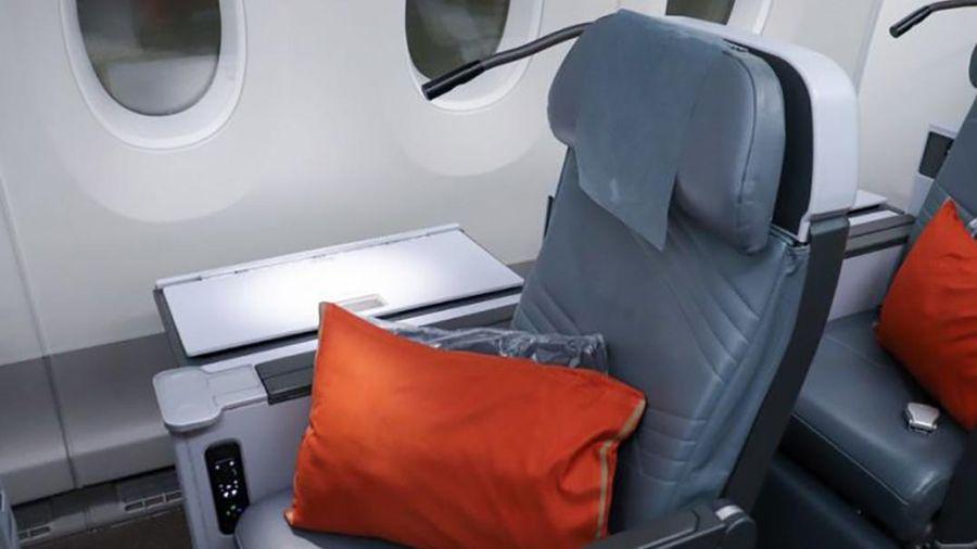 Bí ẩn 6 chiếc ghế luôn cháy vé trên chuyến bay của Singapore Airlines