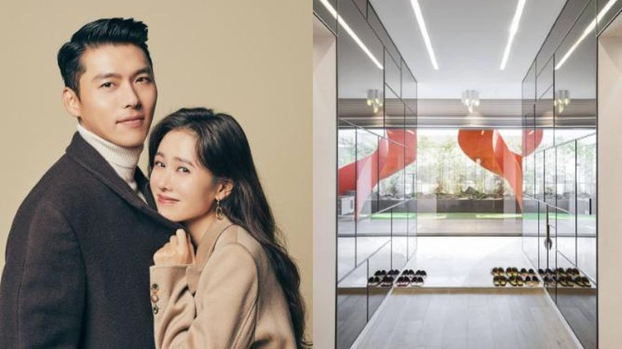 Son Ye Jin tiếp tục để lộ bằng chứng đang mang thai?