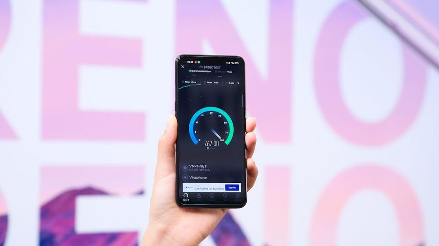 Lộ diện mẫu smartphone sạc nhanh 65 W cùng khả năng kết nối 5G