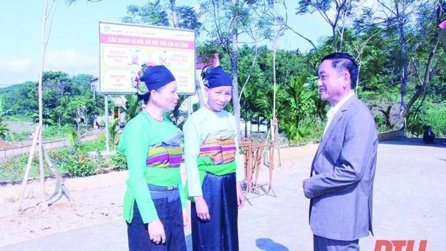 Thực hiện quy chế dân chủ cơ sở ở huyện Lang Chánh