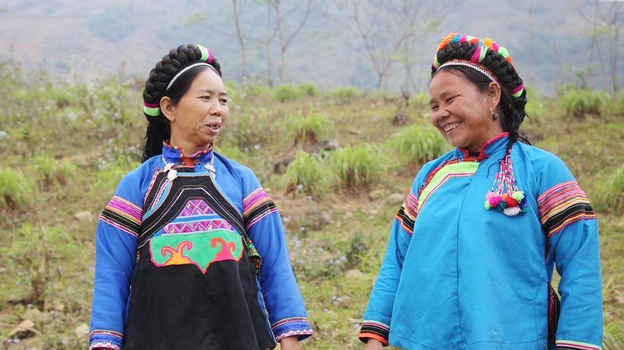 Lào Cai: Nét đẹp người Phù Lá