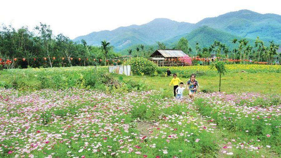Du lịch hòa mình với thiên nhiên